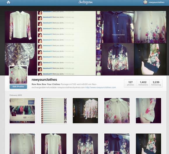 RYC Instagram