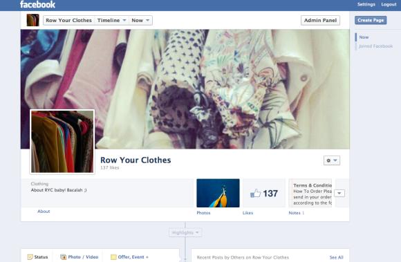 RYC Facebook